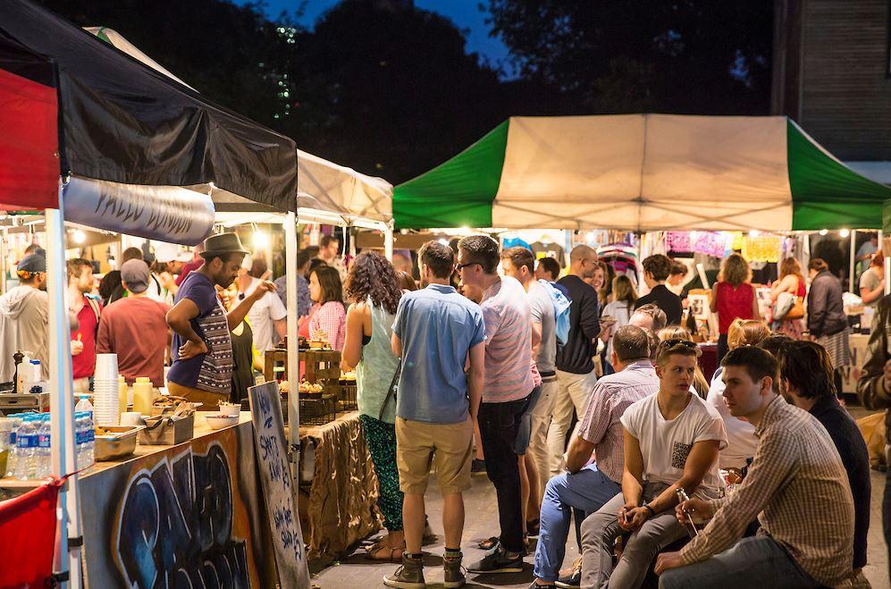 Bermondsey Food Markets