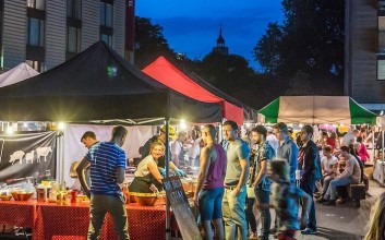 Bermondsey Night Markets