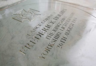 Birthplace of First World War VC Commemorated