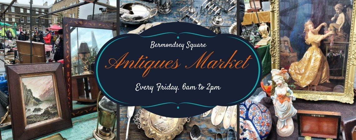 Bermondsey Antiques Market