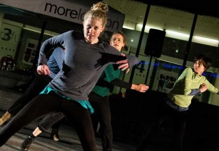 Join New Adult Dance Project in Bermondsey