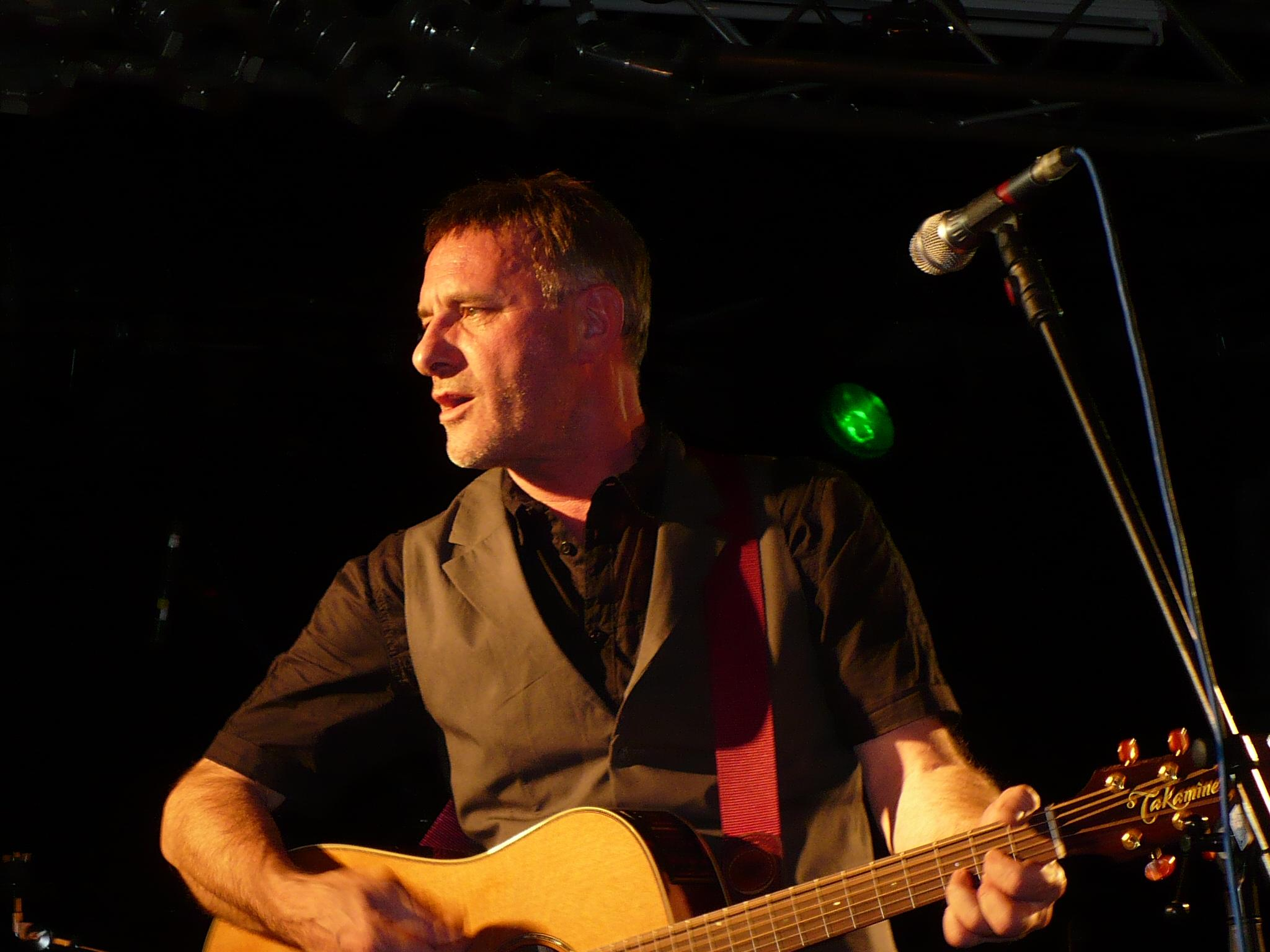 Steve Harley and Cockney Rebel