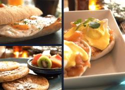 £5 Breakfast Deal – Rise & Shine Bermondsey Square
