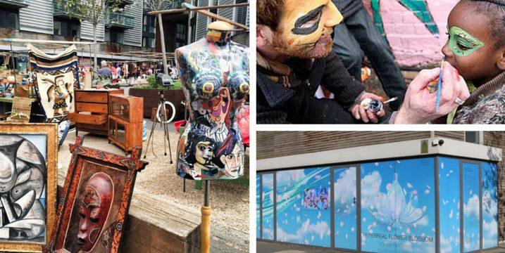 June Events in Bermondsey Square