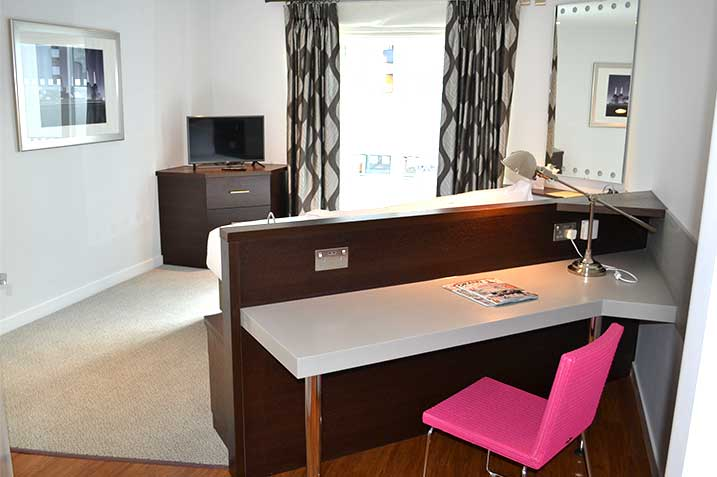 Hotel Adds New Terrace Suites and Meeting Room