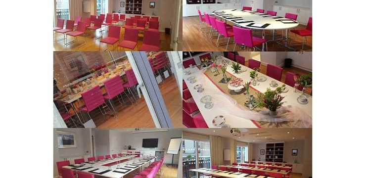Flexible Meeting Space in Bermondsey