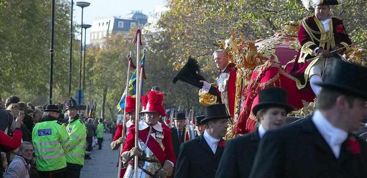 15 facts to mark the 800th Lord Mayor's Show