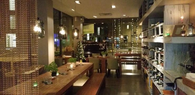 New Look for Popular Mediterranean Restaurant