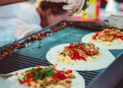 Tasty Lunches Await at New StreetDots Food Market in Bermondsey