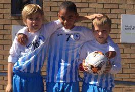 Bruin Lions FC U9s