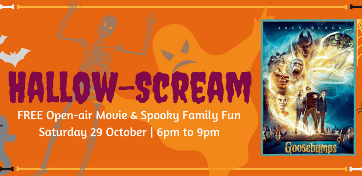 Free Halloween Movie Screening Plus Lots of Spooky Family Fun