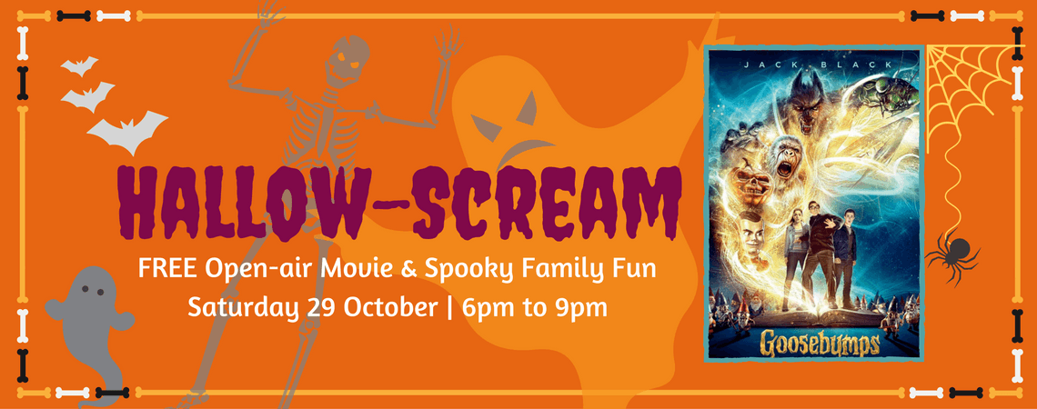 free halloween movie screening plus lots of spooky family fun featured image