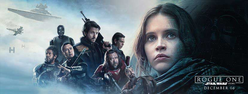 Rogue One: A Star Wars Story Now Showing at Shortwave