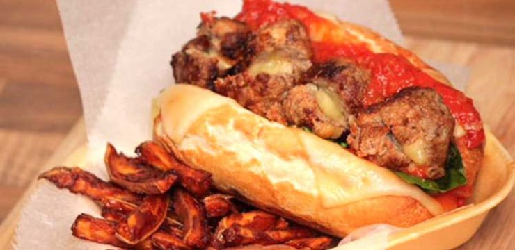StreetDots Lunchtime Traders 19th to 22nd February