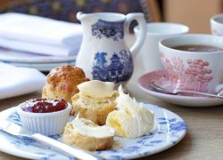 Classic Afternoon Tea Now Being Served