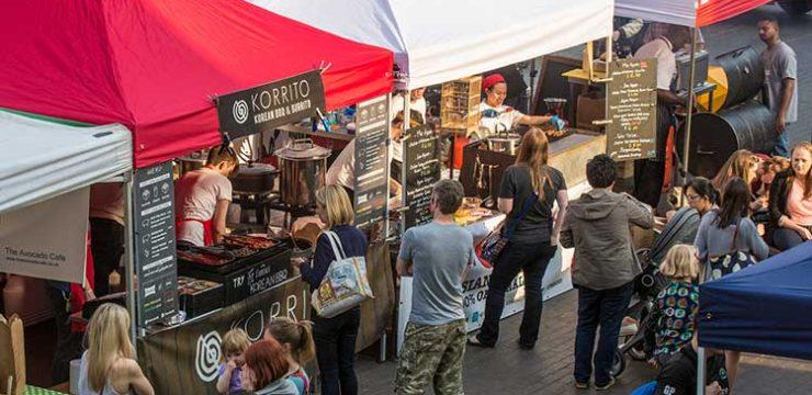 Saturday Food Market