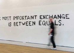Tim Etchells Solo Exhibition