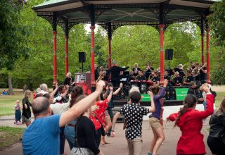 South London Jazz Orchestra Lindy Hop