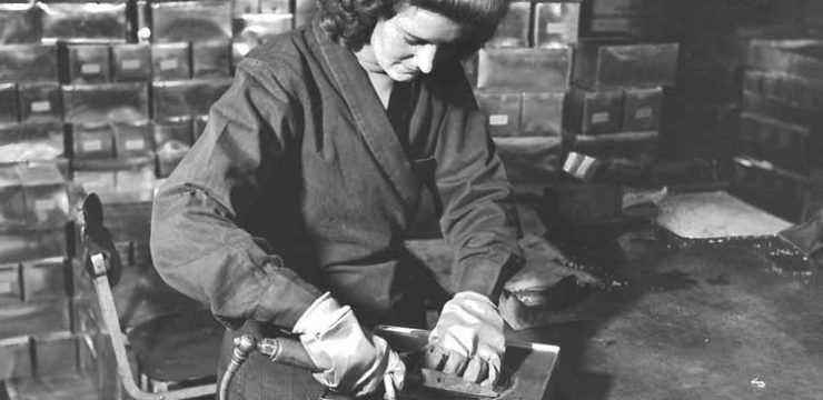 New Documentary To Be Made About Women In Post-WWII Bermondsey And Rotherhithe