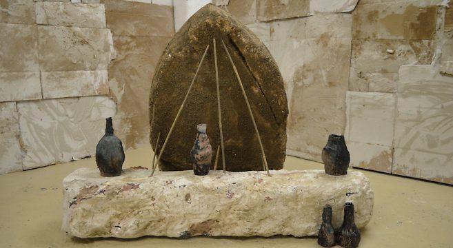 Emii Alrai Solo Exhibition: Tutelaries