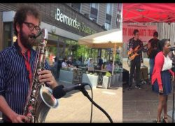 Free Jazz Sundays in the Square
