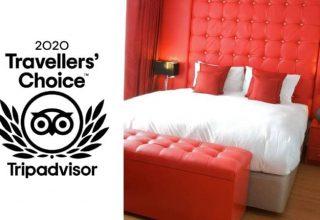 Bermondsey Square Hotel Wins 2020 TripAdvisor Travellers' Choice Award