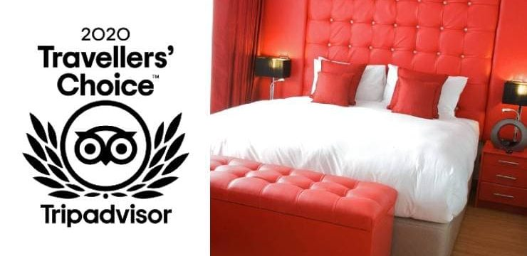 Bermondsey Square Hotel Wins 2020 TripAdvisor Travellers' Choice Award
